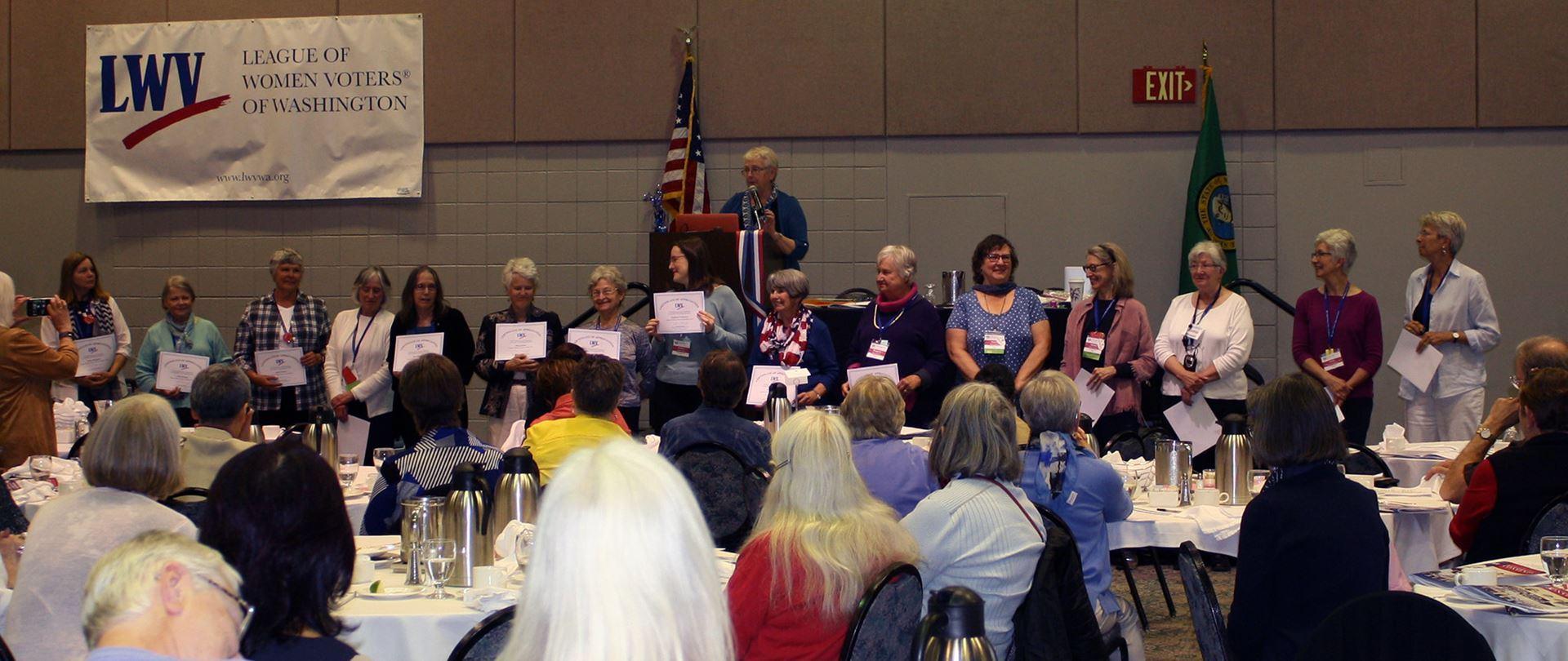 League of Women Voters of Washington - Home