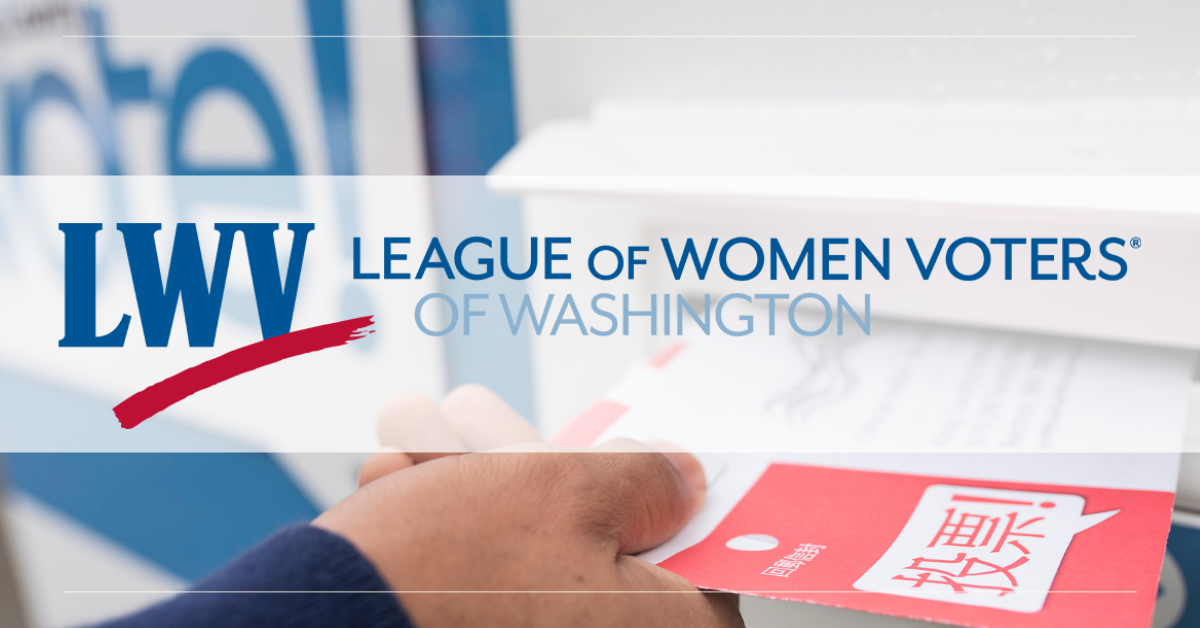 League of Women Voters of Washington - Books